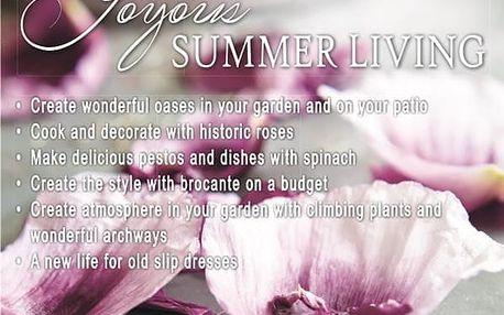 Jeanne d'Arc Living Časopis Jeanne d'Arc Living 6/2016 - anglická verze, růžová barva, papír