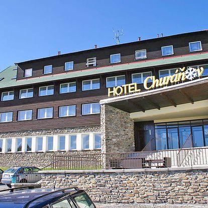 Svérázná Šumava v hotelu obklopeném přírodou s voucherem na wellness a polopenzí