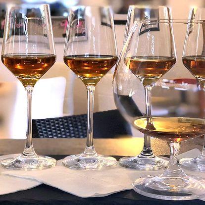 Rumová degustace: Diplomatico, Auténtico i Baoruco