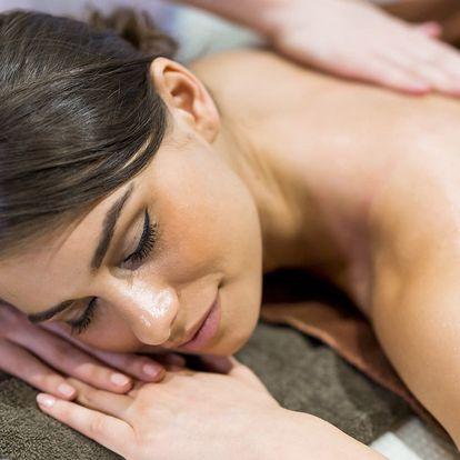 Zažijte naprosté uvolnění: masáže dle výběru