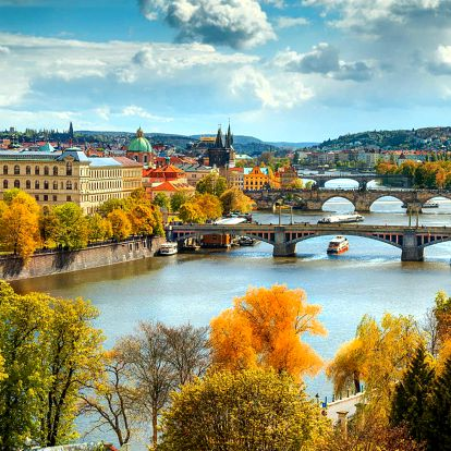 Levné ubytování v Praze se snídaní a parkováním v ceně
