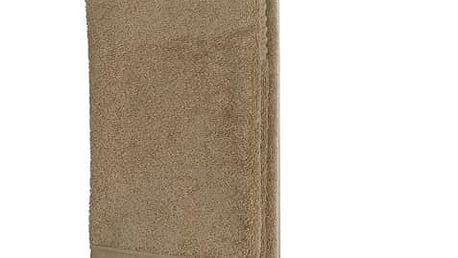 Koupelnový stojanový věšák na ručníky SAMONA BROWN, 2-ramenný, WENKO