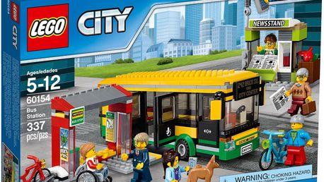 LEGO® City 60154 Zastávka autobusu