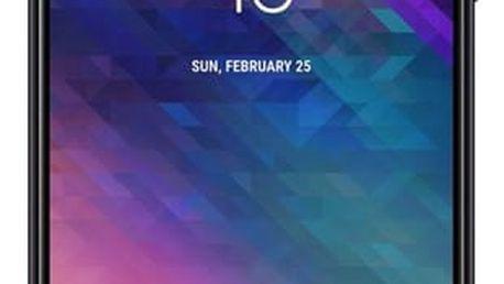 Mobilní telefon Samsung Galaxy A6+ černý + dárek (SM-A605FZKNXEZ)