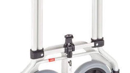 Multifunkční skládací vozík, rudlík TROLLEY SLIM, WENKO