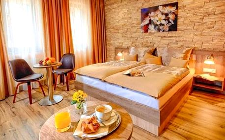 Bratislava v Hotelu Viktor *** jen 5 minut od historického centra se snídaní