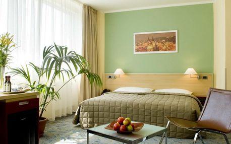 Až tři noci v hotelu Michael**** v pražských Hodkovičkách