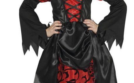 Dětský vampíří kostým