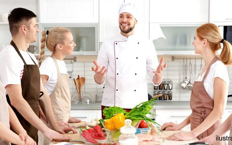 Kurzy vaření: zvěřina, kachna, steak i dezerty