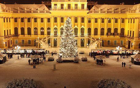 Výlet na nádherné vánoční trhy do Vídně pro JEDNOHO – odjezd z Prahy i Brna