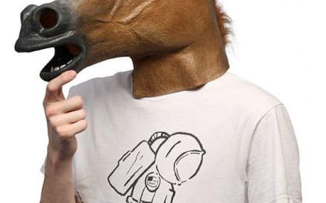 Koňská hlava - maska