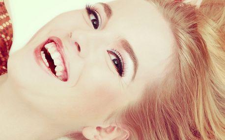 Ordinační bělení zubů gelovým systémem