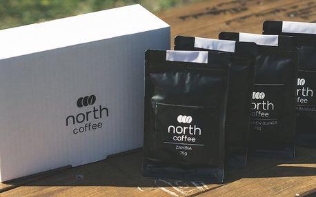 Degustační balíček káv ze Zambie i Kostariky