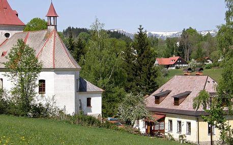 Lyžování v Krkonoších: horská chata pro 15 osob