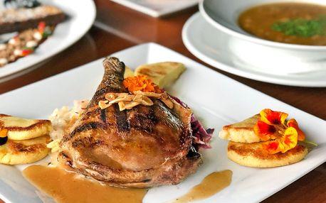 Svatomartinské menu v hostinci U Kalendů