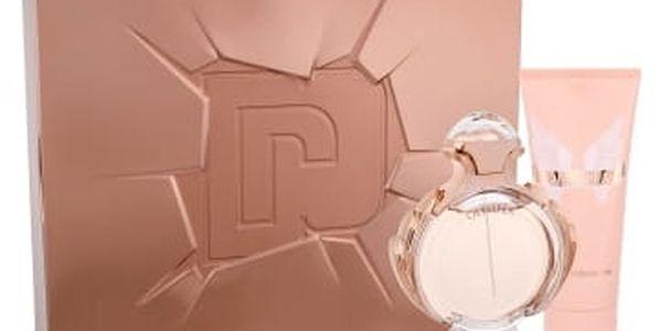 Paco Rabanne Olympéa dárková kazeta pro ženy parfémovaná voda 80 ml + tělové mléko 100 ml