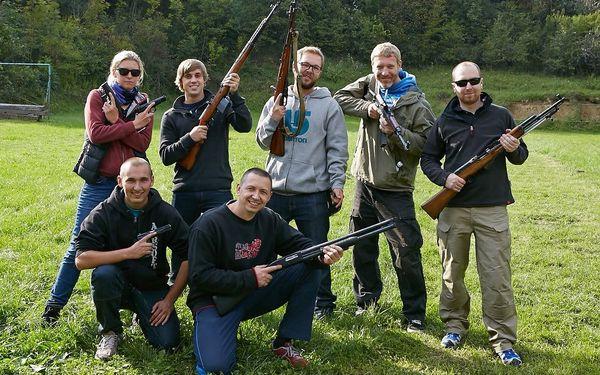 Střelba Teambuilding CZ