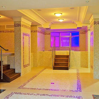 Maďarské lázně Mosonmagyaróvár v luxusním 4* hotelu s neomezeným wellness a polopenzí