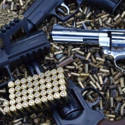 Zážitková střelba z 5 - 15 zbraní u Uherského Hradiště