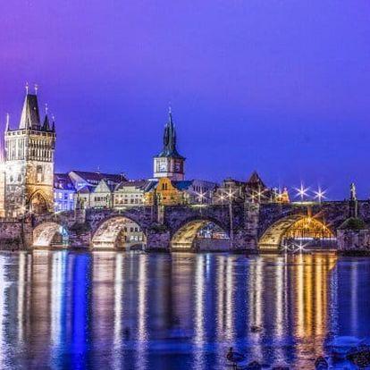Praha kousek od centra + dítě zdarma