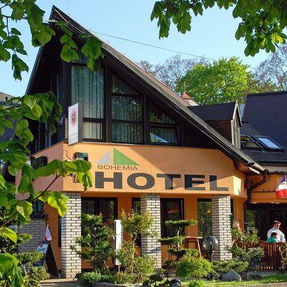 Františkovy Lázně: Hotel Bohemia