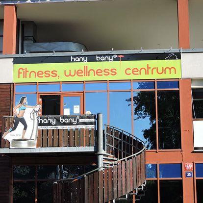 Vybrané cvičení v dámském Fitness centru na Praze 10