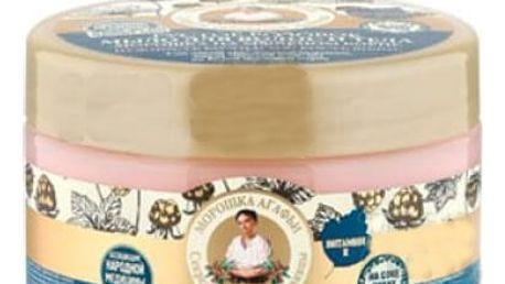 Agátha na 5 šťávách: Husté růžové mýdlo na vlasy a tělo s ostružinami a mydlicí 300ml