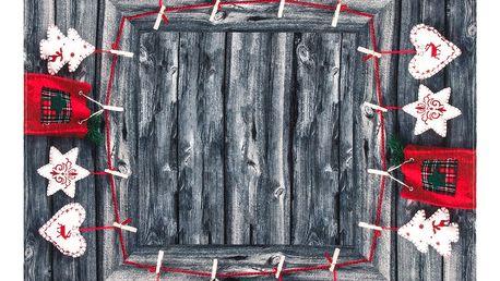 BO-MA Trading Ubrus Vánoční čas