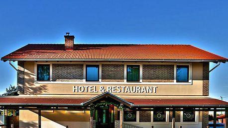 Szentgotthárd: exotické termály v Maďarsku v útulném hotelu s polopenzí a vstupem do lázní – extra platnost do prosince 2019