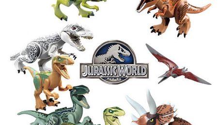 Skládací figurka Dinosaurus