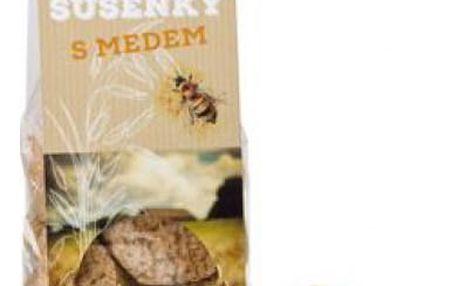 Ovesné sušenky s medem 150g
