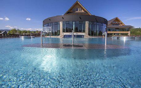 Pobyt na Orave v Hoteli Limba so zľavami do Aquaparkov