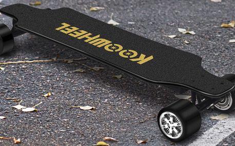 Voucher v hodnotě 2000 Kč na e-longboardy