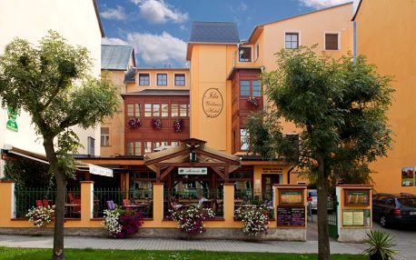 Františkovy Lázně: Hotel Ida