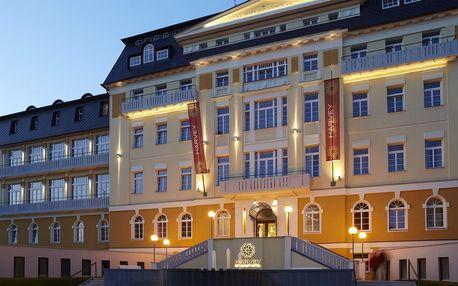 Františkovy Lázně: Spa & Kur Hotel Harvey