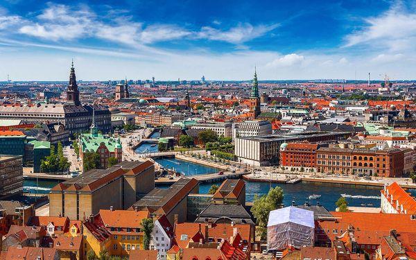 Výlet do Kodaně nejen za malou mořskou vílou | 1 osoba | 3 dny (0 nocí) | Pá 11. 10. – Ne 13. 10. 20192