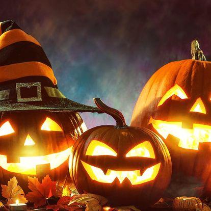 Halloweenská strašidelná hra na Zámku Brtnice
