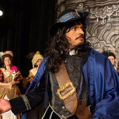 Vstupenka na muzikál Cyrano
