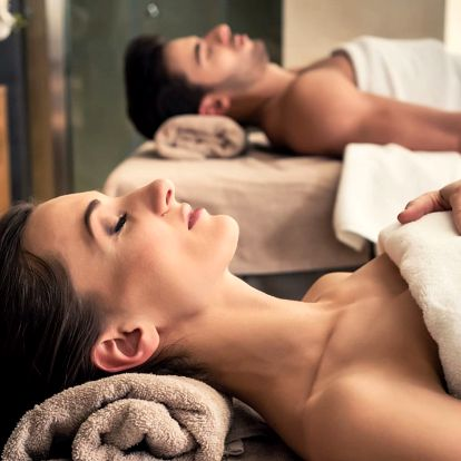 Relaxační hodinová masáž dle výběru pro pár