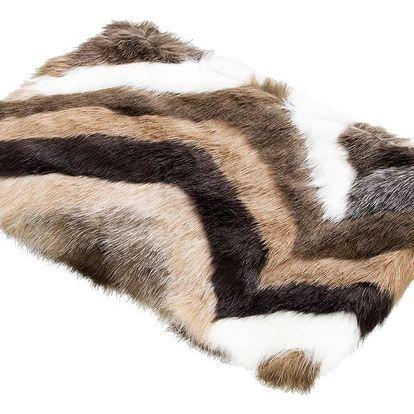 Fashion Icon Dámská kabelka s kožešinou malá