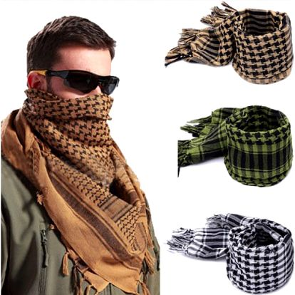 Arabský vojenský šátek Soldier