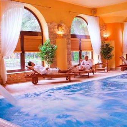 Pobyt v zámeckém stylu s wellness v nádherném 4* Grandhotelu v Zakopaném