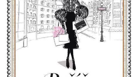 Paříž pro milovníky módy - Megan Hess, multi barva, papír