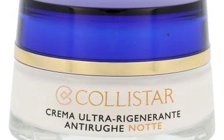 Collistar Special Anti-Age Ultra-Regenerating Anti-Wrinkle Night Cream 50 ml noční pleťový krém proti vráskám pro ženy