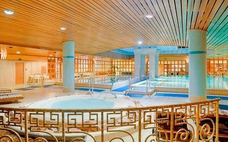 Budapešť luxusně s wellness ve 4* hotelu