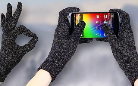 Hřejivé rukavice sGloves na dotykové displeje