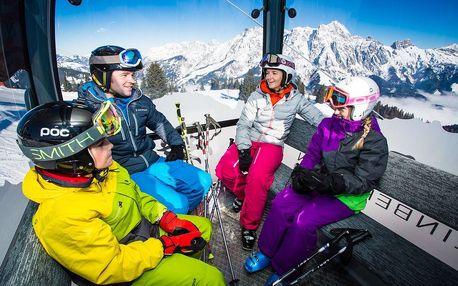 Ski-opening Rakousko Saalbach-Hinterglemm 2018-2019 VŠE V CENĚ penz...