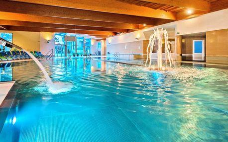 Relax ve dvou: sauny, vířivka, bazén i procedury