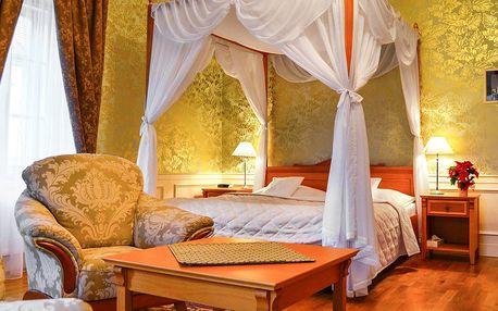 Pobyt ve 4* hotelu přímo v areálu zámku Lednice