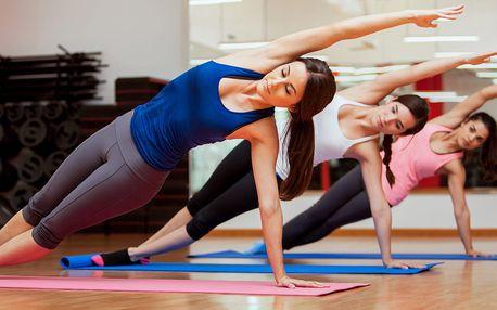 33% sleva na hodinu cvičení Pilates s profi trenérkou Janou
